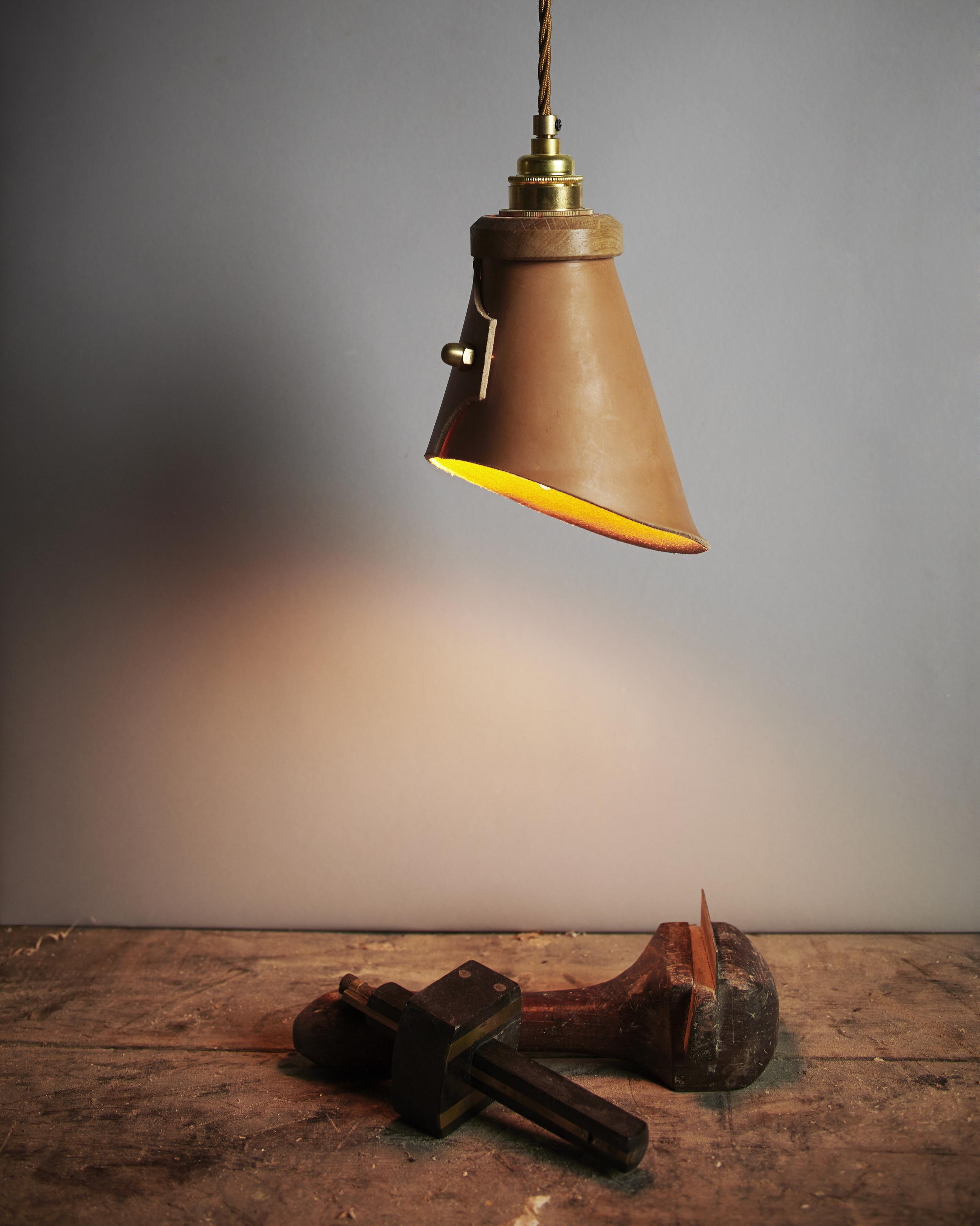 HangUp Lamp TedWood