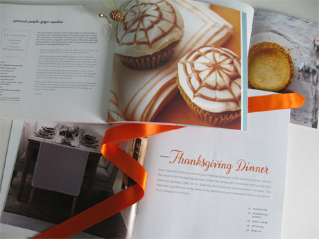 Happy thanksgiving recipe books