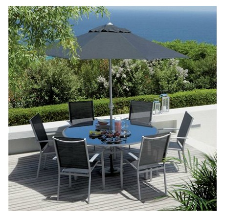 Homebase Garden Furniture Sets - Aluminum