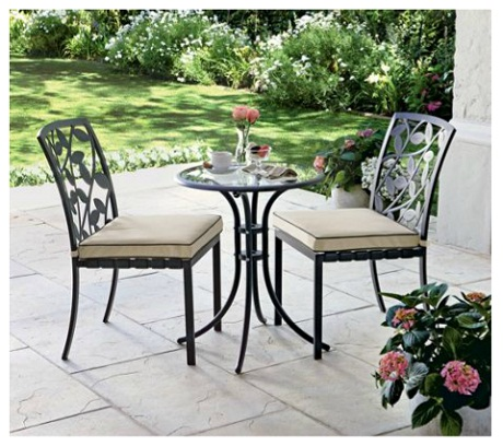 Homebase Garden Furniture Sets - Metal