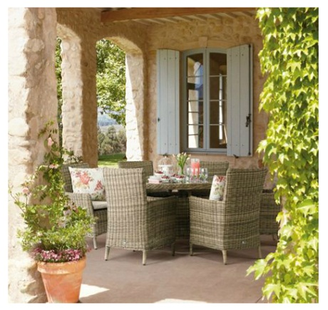 Homebase Garden Furniture Sets - Synthetic Rattan and Wicker