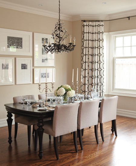 the retro style - Dining Room Styles