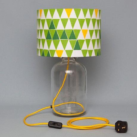 Humblesticks Demijohn lamps 2