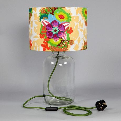 Humblesticks Demijohn lamps 4