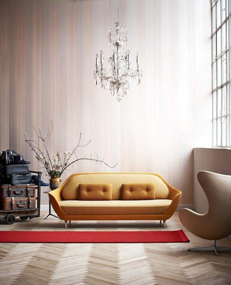 Jaime Hayon FAVN sofa for Fritz Hansen 1