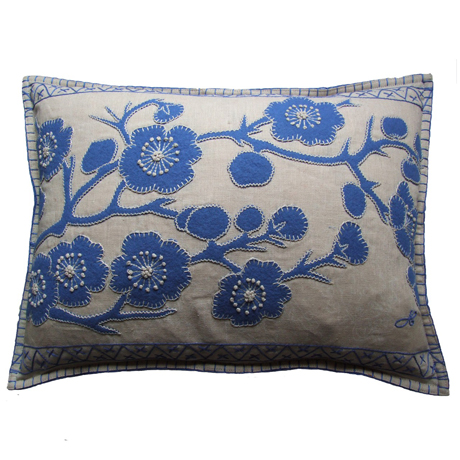 china blue collection from jan constantine heart home
