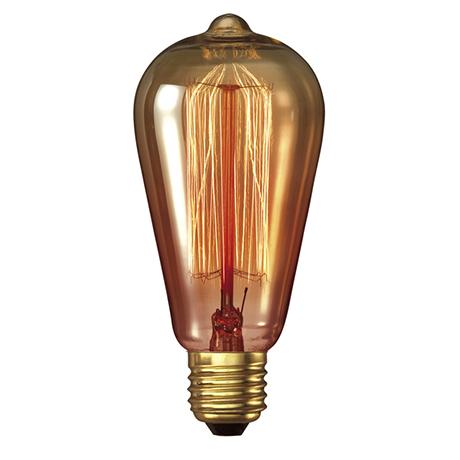 John Lewis Calex Decorative Bulb , Goldline Rustic, 35W ES £12