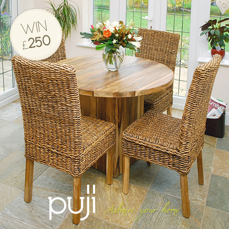 Kotak-Natural-Round-Dining-Table