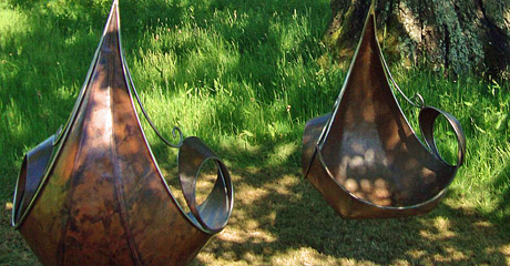 Lily swing seat by Myburgh Designs