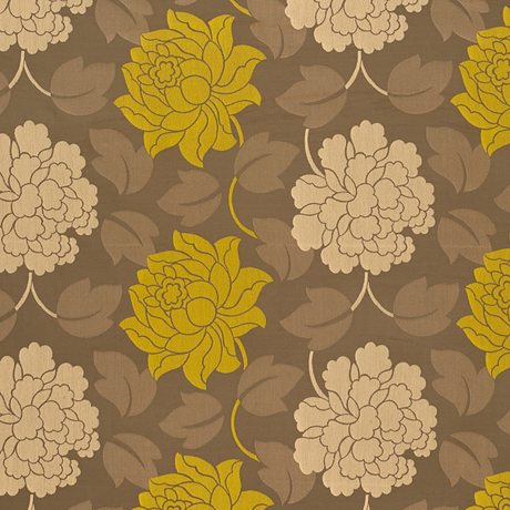 Maggie Levien Fabric for John Lewis - Viola