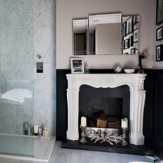 Marble-bathroom-bathroom-homesgardens