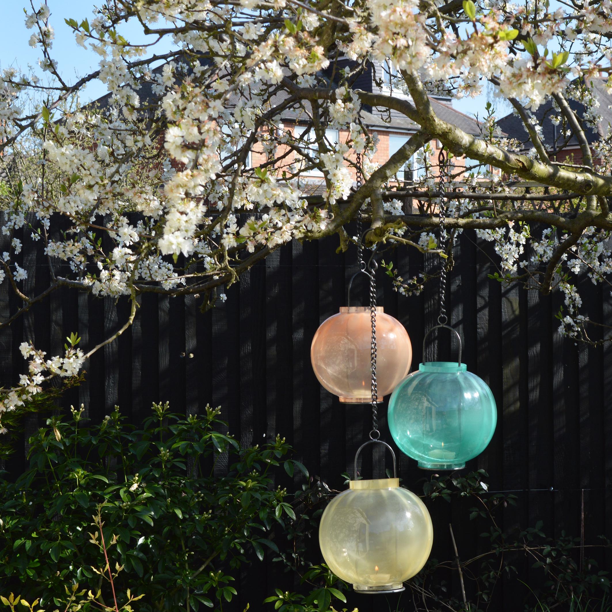 MiaFleur- Hanging Lanterns £16 each