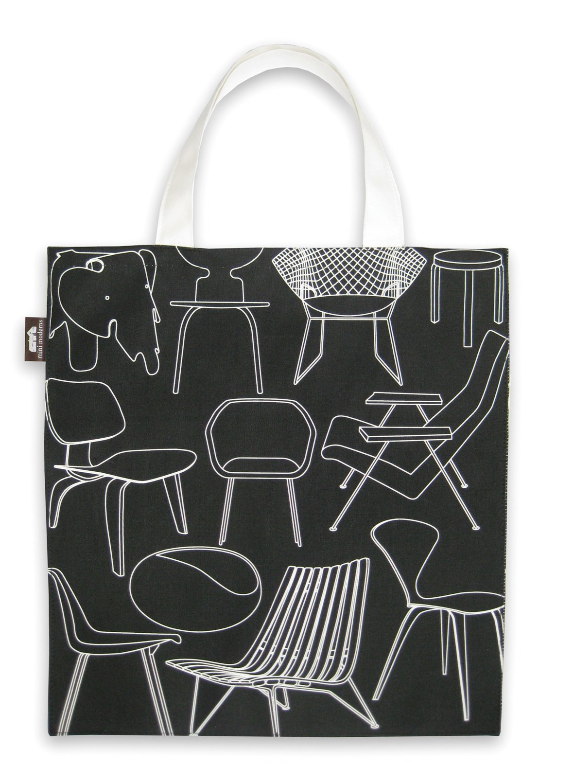 Mini Moderns_Are You Sitting Comfortably Bag_West Elm Local