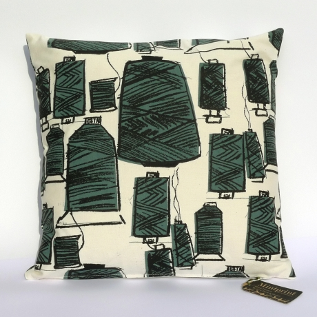 Cushion by Mintprint