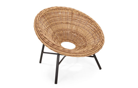 Mustique Chair for the garden by Made