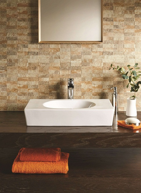 Original Style - Tileworks - Earth Decor square tiles - CS973-6060