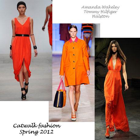 Pantone-colour-of-the-year_Orange-dresses