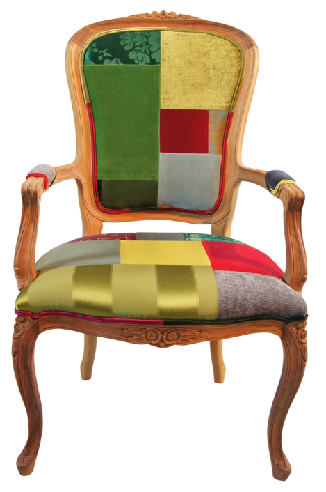 French High Back Carver Chair from Squint