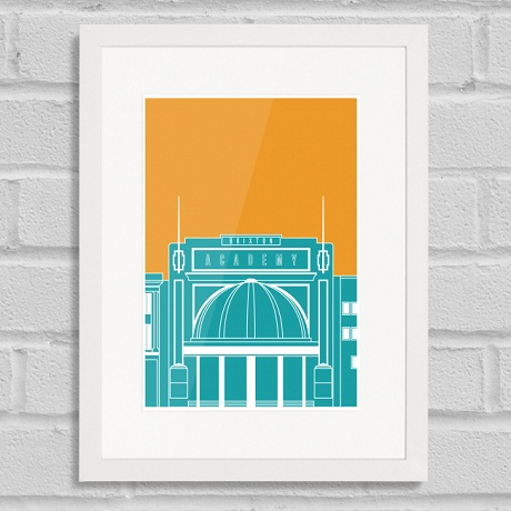 Places in Print - Brixton Academy