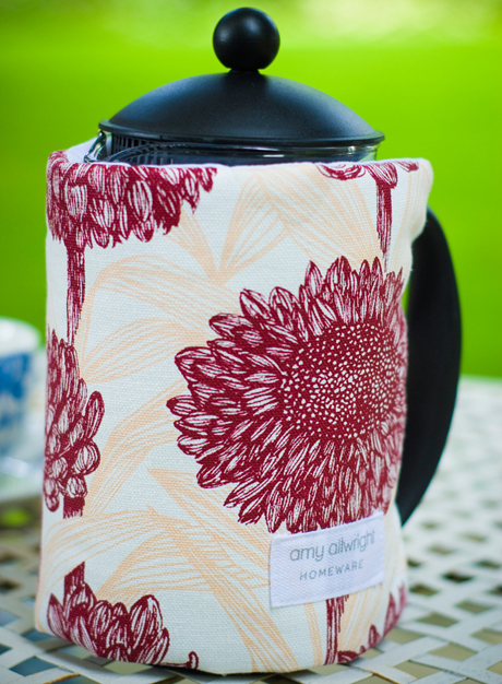 Red-Floral-Cafetiere-Cosy