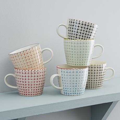 Rigby and Mac Retro Danish Tableware - mugs  sc 1 st  Heart Home magazine & Rigby \u0026 Mac Retro Inspired Danish Tableware \u2014 Heart Home