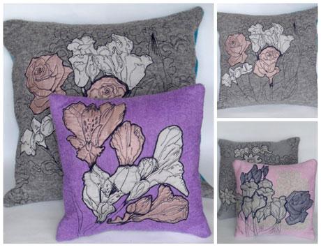 Rosemary-rose-cushions