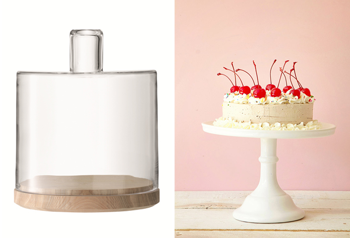 Ivalo Cake Dome LSA