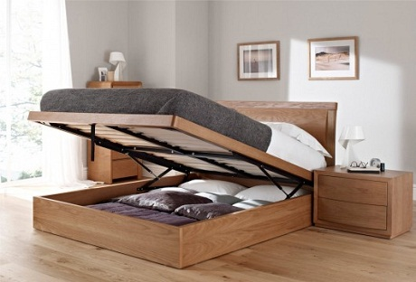 Finally, do as much as you can to minimise the clutter in your room.  Laundry baskets stop clothes piling up on the floor, which makes the room  look cramped, ...