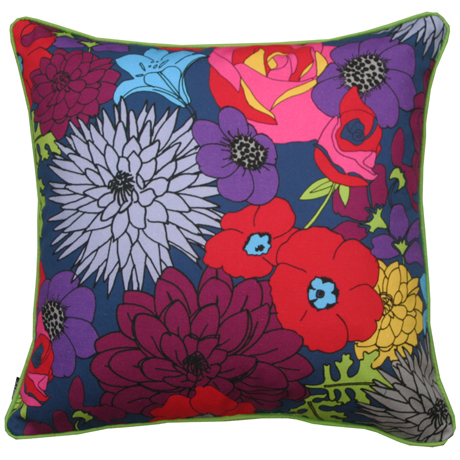 Sarah Jayne Guest Poppy Mix cushion