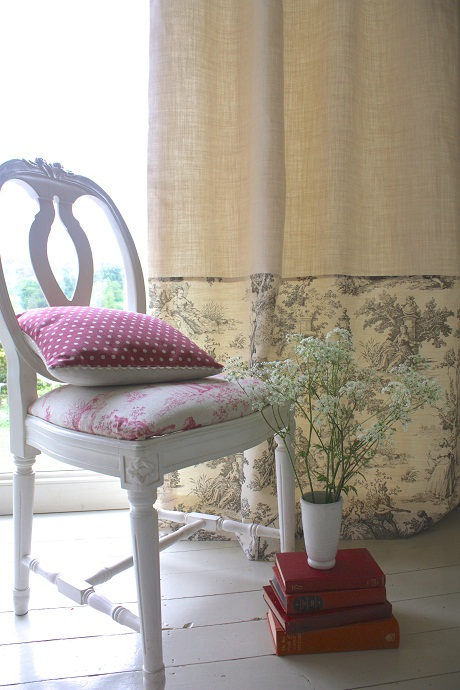 Sarah Hardaker ready made curtain panels [1]
