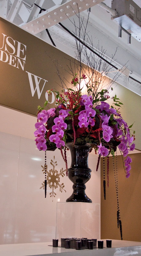 Inspirational Christmas Flower Arrangement By Florist