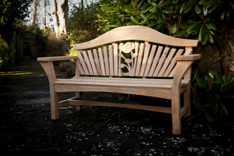 Sitting Spiritually RHS Centenary Bench 2