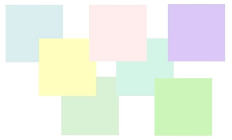 Spring DG palette