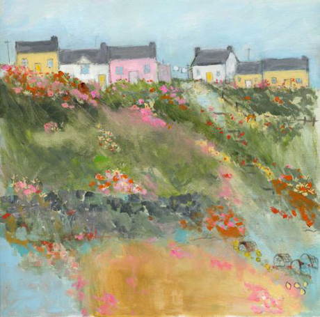 Sue Fenlon Seaside flowers