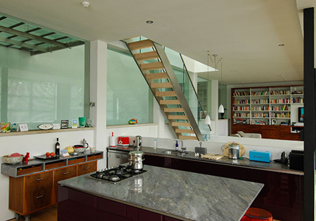 The Modern House Corsica Street - kitchen