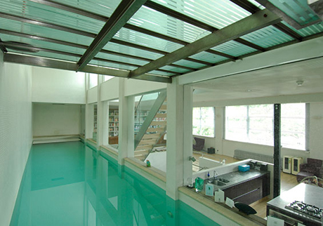 The Modern House Corsica Street - swimming pool 001
