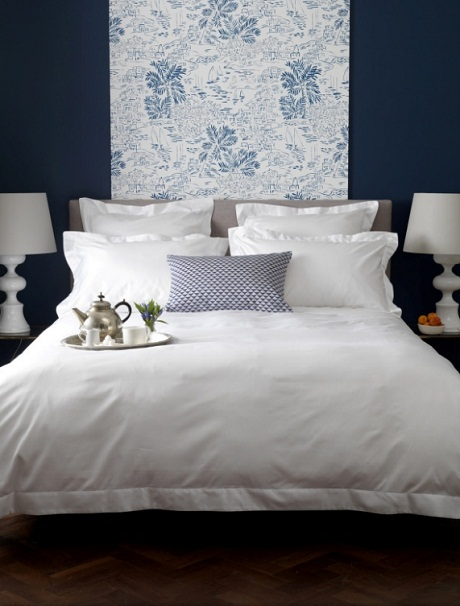 The Secret Linen Store - premium white bed linen