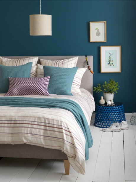 The Secret Linen Store - stitch stripe bed linen