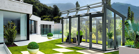 Modern - GreenHouse Ireland |Contemporary Greenhouses