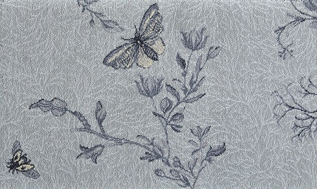 Timorous Beasties Silver Ruskin Butterfly £95.00 per sqm. www.Brintons.co.uk  0800 505055