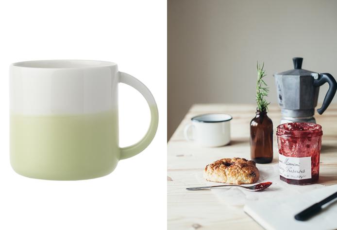 Lila Mug Toast