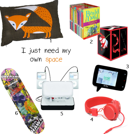 Christmas gift guide for Tween to teen
