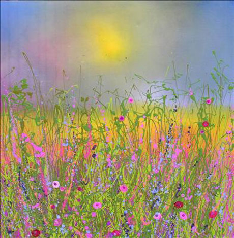 Yvonne-Coomber-Sweet-Tenderness-(2006)-Painting