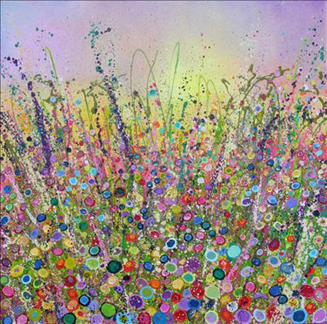 Yvonne-Coomber-Tread-Gently-in-the-Wild-Garden-Painting