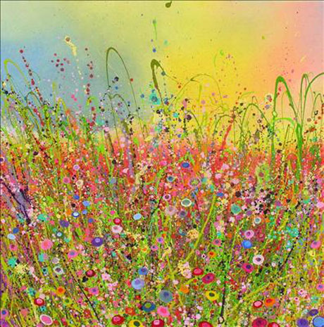 Yvonne-Coomber-Wild-Thing-Painting