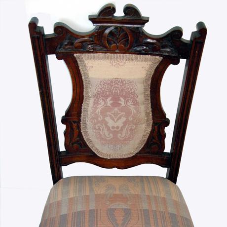 Zoe Howarth Upholstered Chair