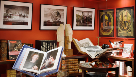 assouline bookshop liberty of london