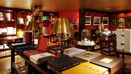 assouline bookshop liberty of london 002