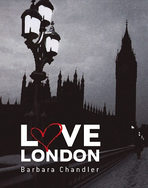 Love London book cover by Barbara Chandler