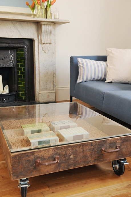 clio the muse coffee table